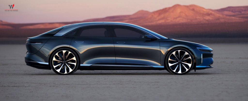 Lucid Air 2021 - Which Electric car to buy? Do not miss out on this best 5 minute read