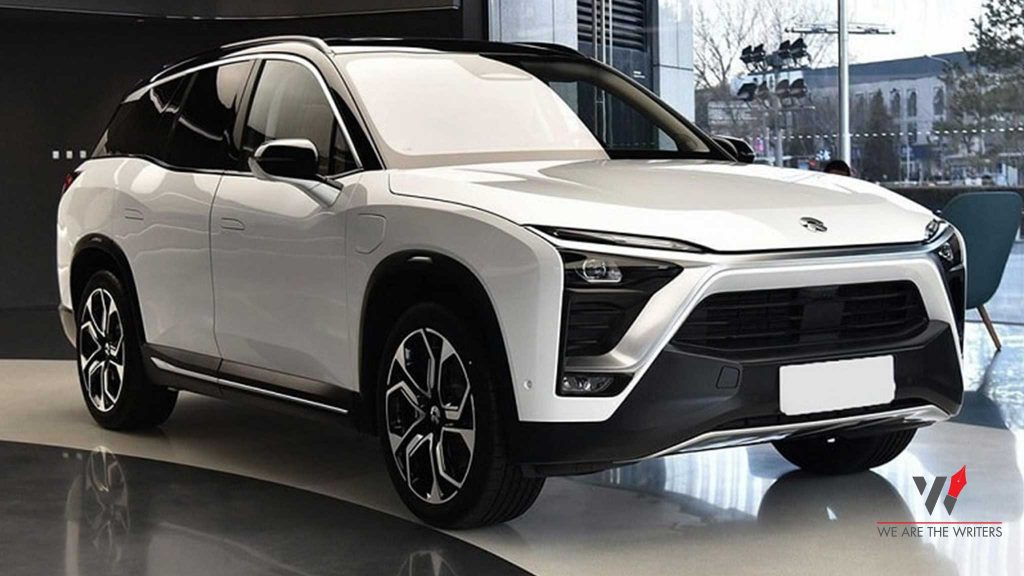 Nio ES8 - 9 BEST ELECTRIC CAR COMPANIES