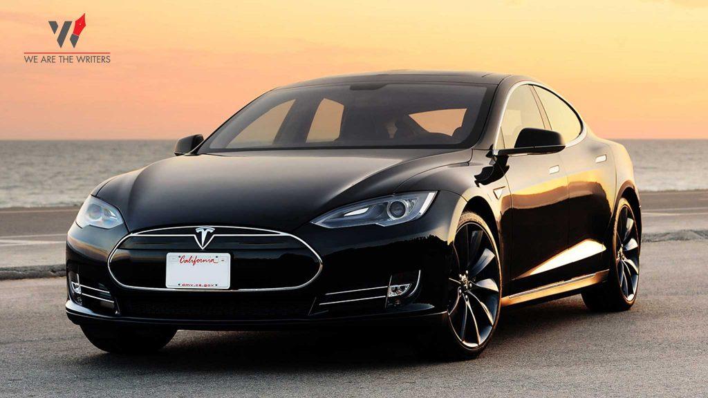 Tesla Model S - 9 BEST ELECTRIC CAR COMPANIES