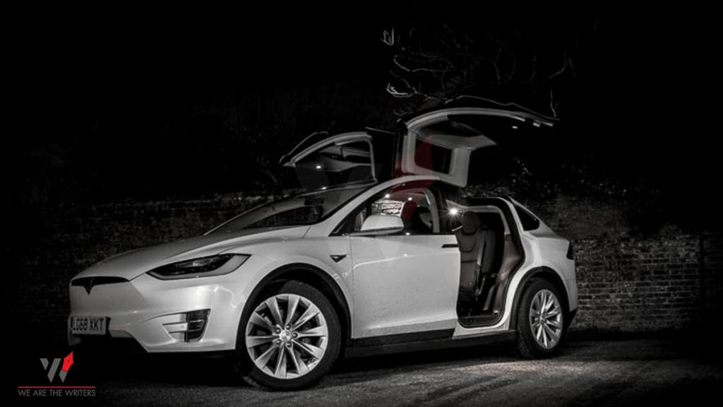 2019 Tesla Model X Styling