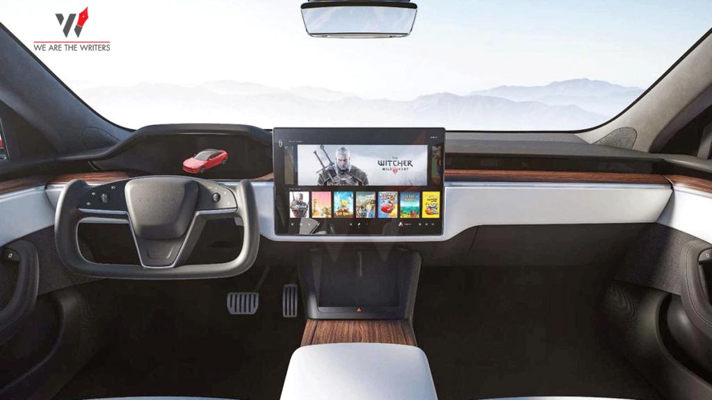 2021 Tesla Model X Styling