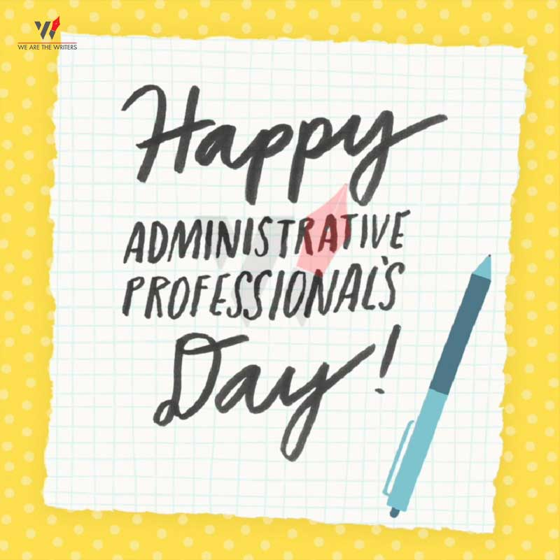 Important Days in April 2021 Admin day