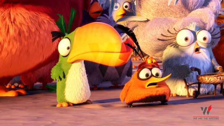 THE ANGRY BIRDS MOVIE (2016) - Family movies on amazon prime