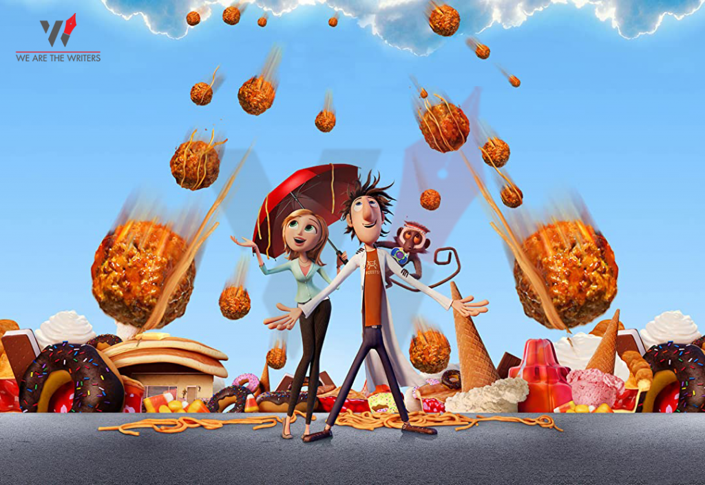 CLOUDY WITH THE CHANCE OF MEATBALLS (2009)
