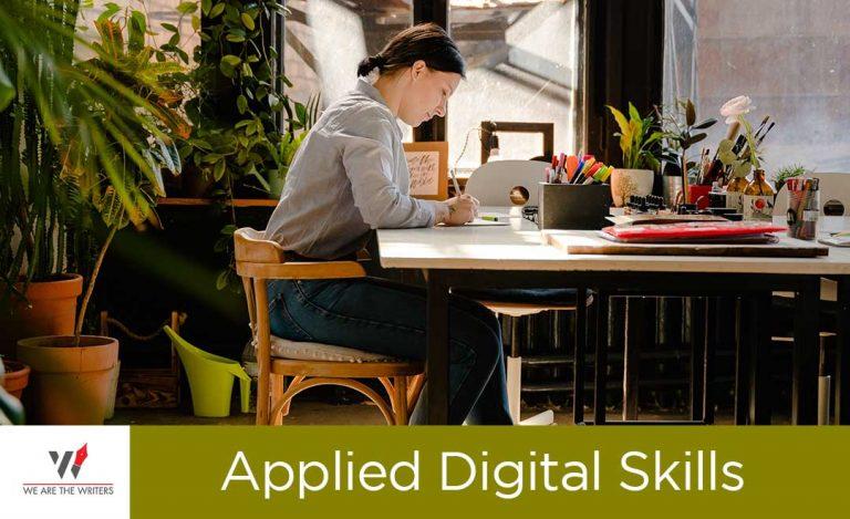 Applied Digital Skills