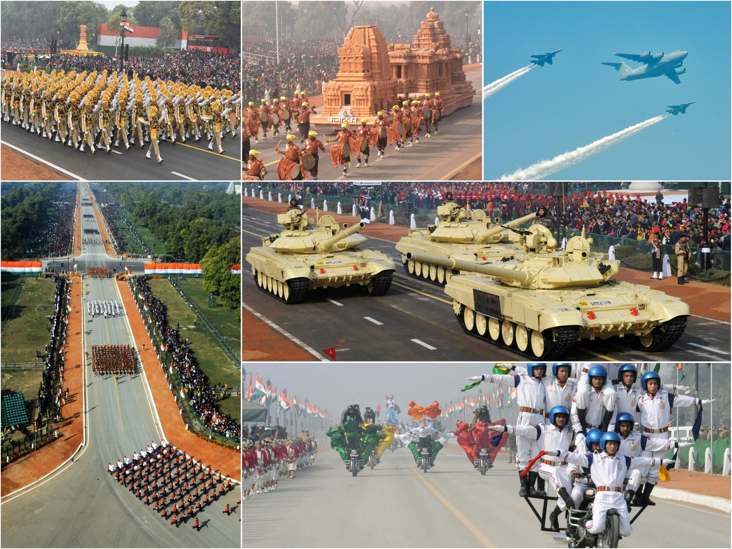 Happy Republic Day - All About 72nd Republic Day of India