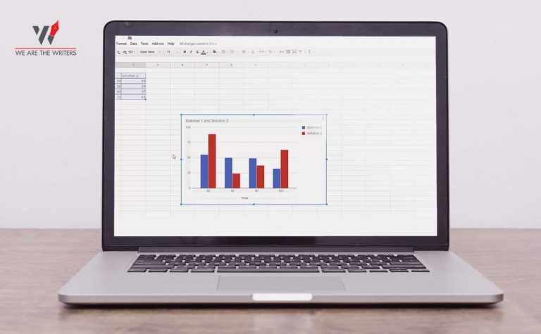 Make a Graph in google Sheets