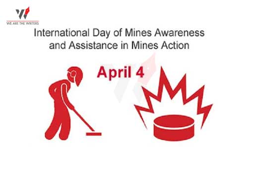 Important Days in April 2021 International Day for Mines Awareness