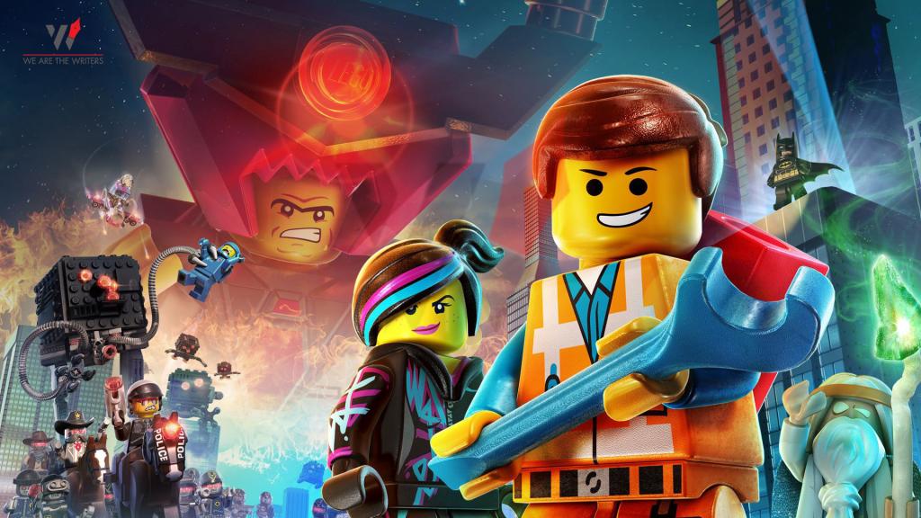 THE LEGO MOVIE (2014) -  family movies on amazon prime