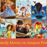 FAMILY MOVIES ON AMAZON PRIME