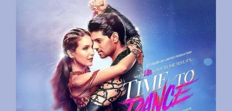 Time to Dance: Isabelle Kaif, Sooraj Panchali are dazzling dance  partners - Exciting Theatrical Releases in March 2021
