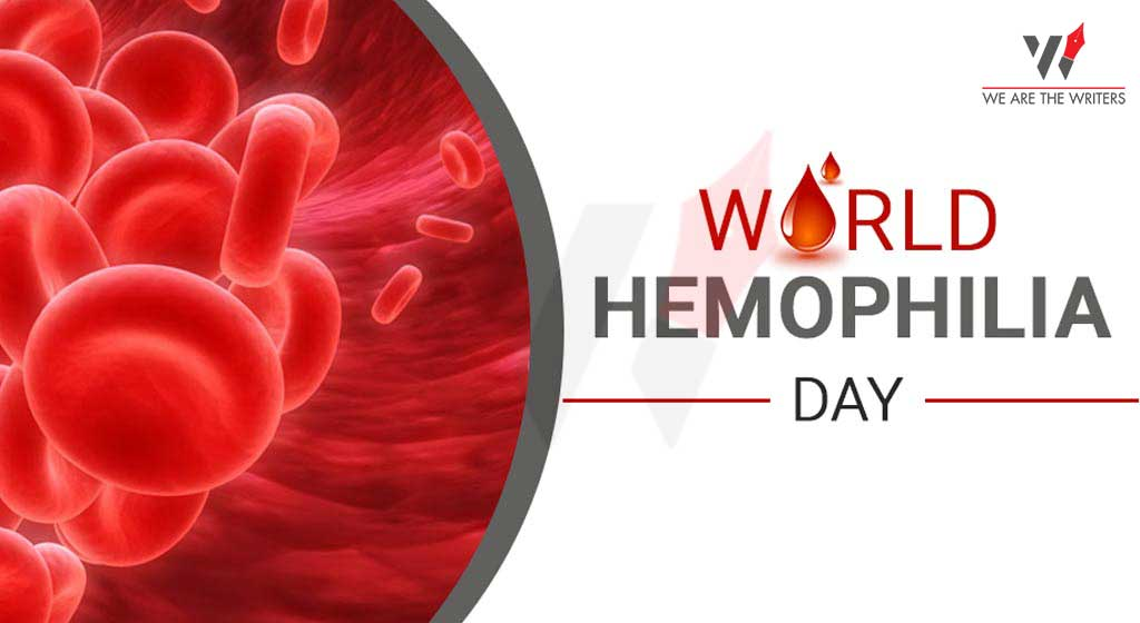 Important Days in April 2021 World Hemophilia Day