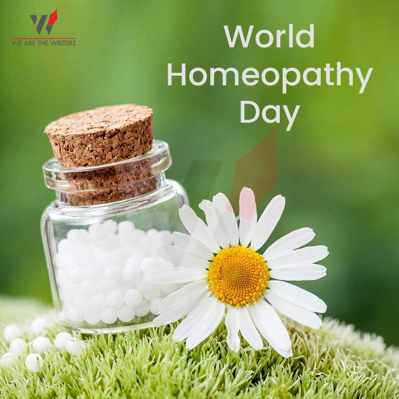 Important Days in April 2021 World Homeopathy Day