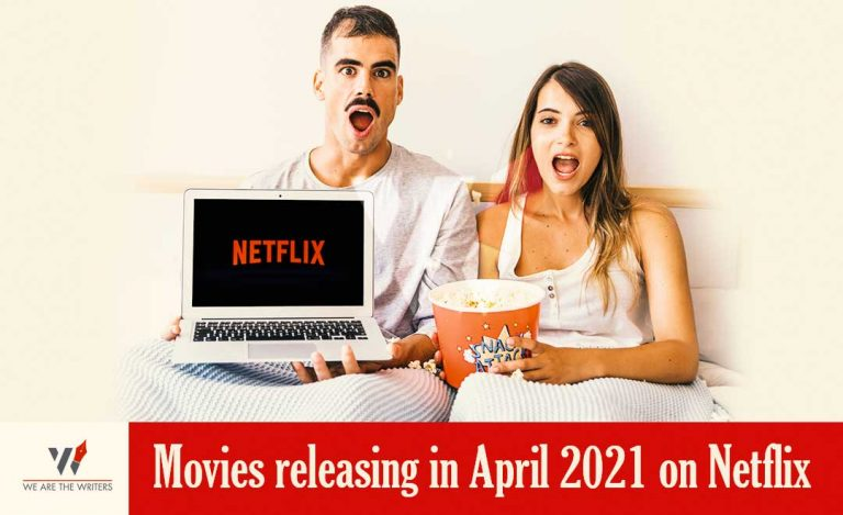Netflix releases in april 2021