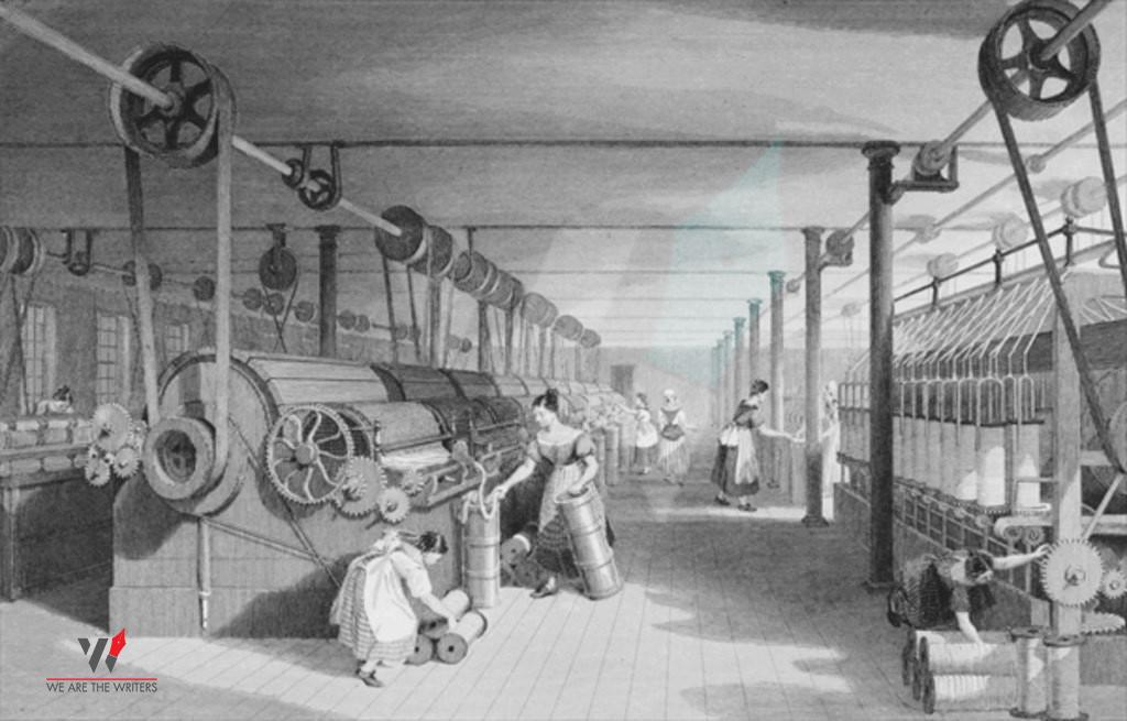 Industrial Revolution First Industrial Revolution
