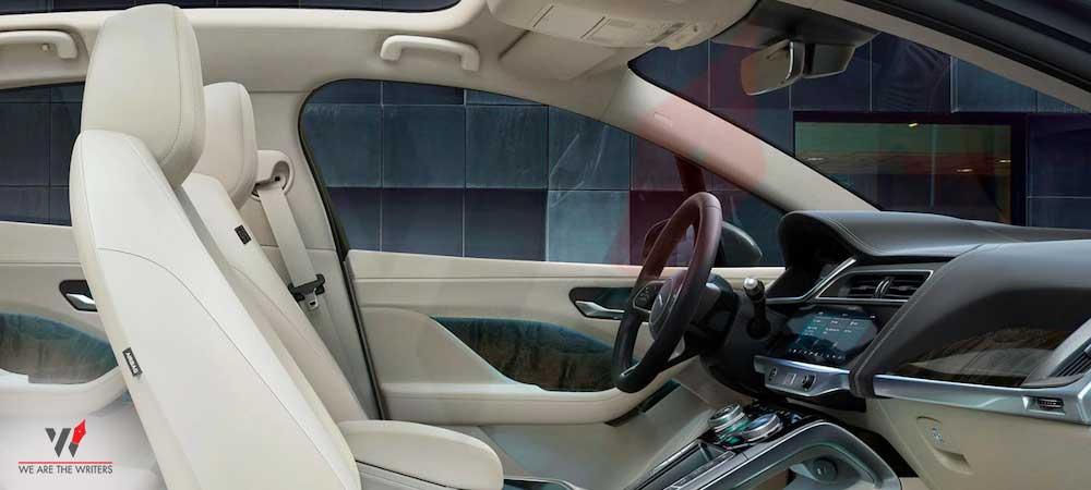 Jaguar I-Pace Jaguar I-Pace Interiors