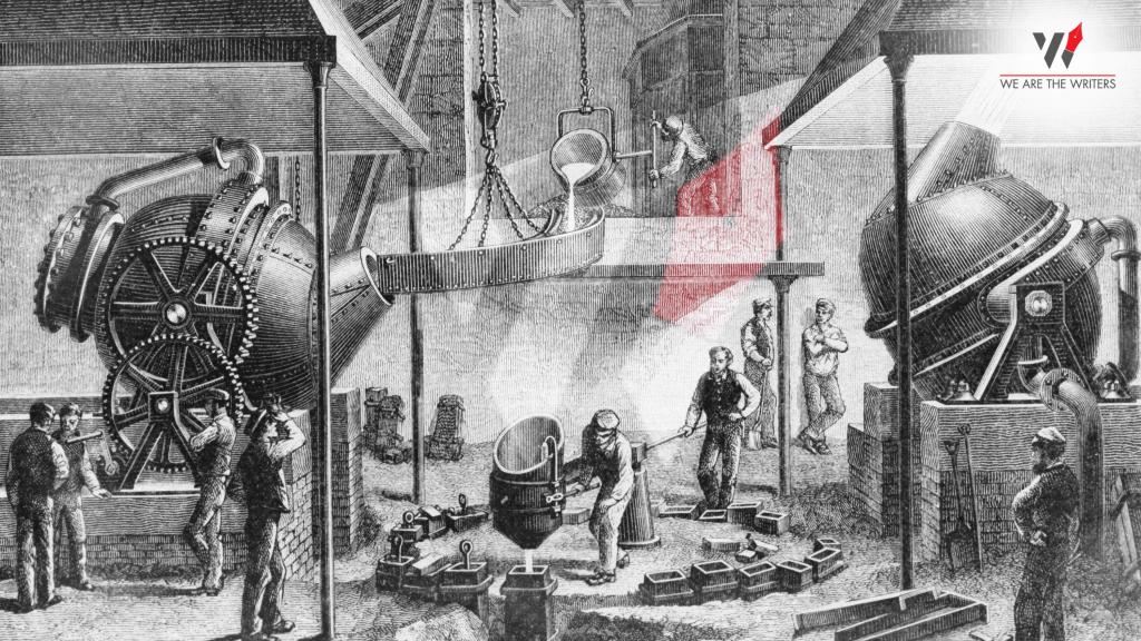 Industrial Revolution Bessemer's Process