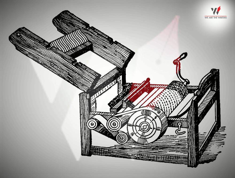 Industrial Revolution Cotton Gin