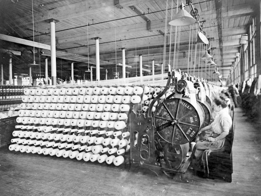 History of Industrial Revolution
