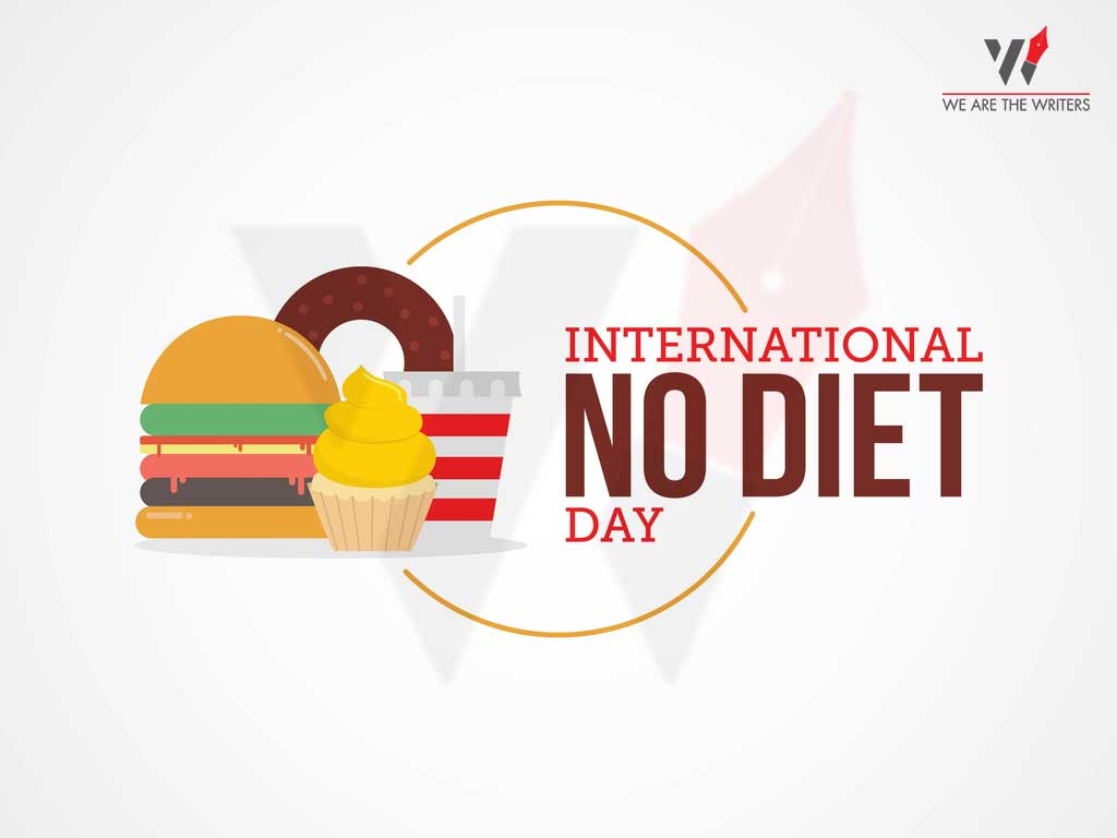 Important Days in May 2021 Holidays in May 2021 Holidays in May International No Diet Day