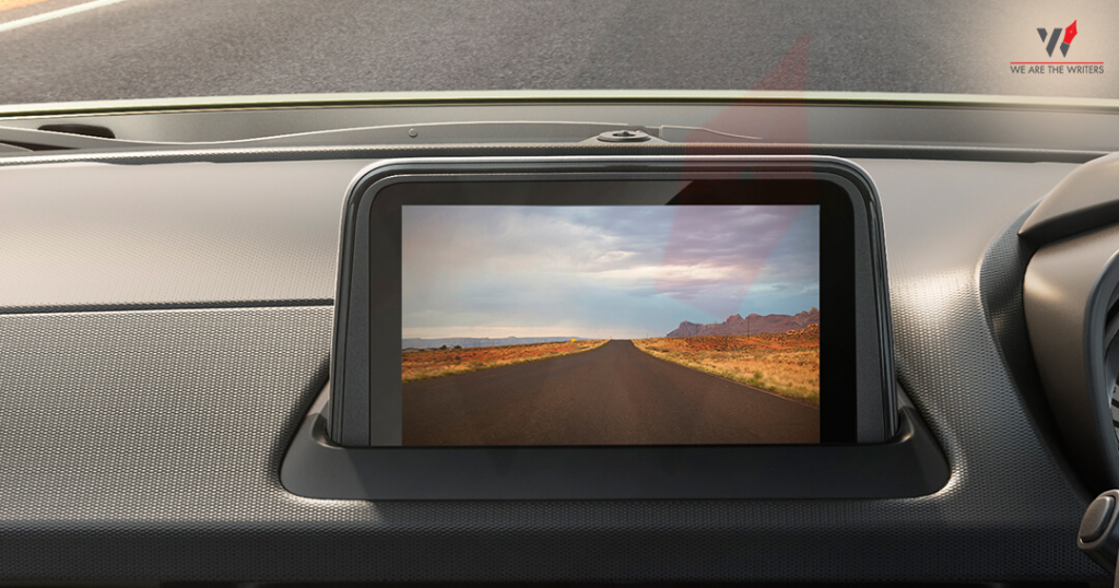 TATA NEXON TATA NEXON REAR VIEW ASSIST