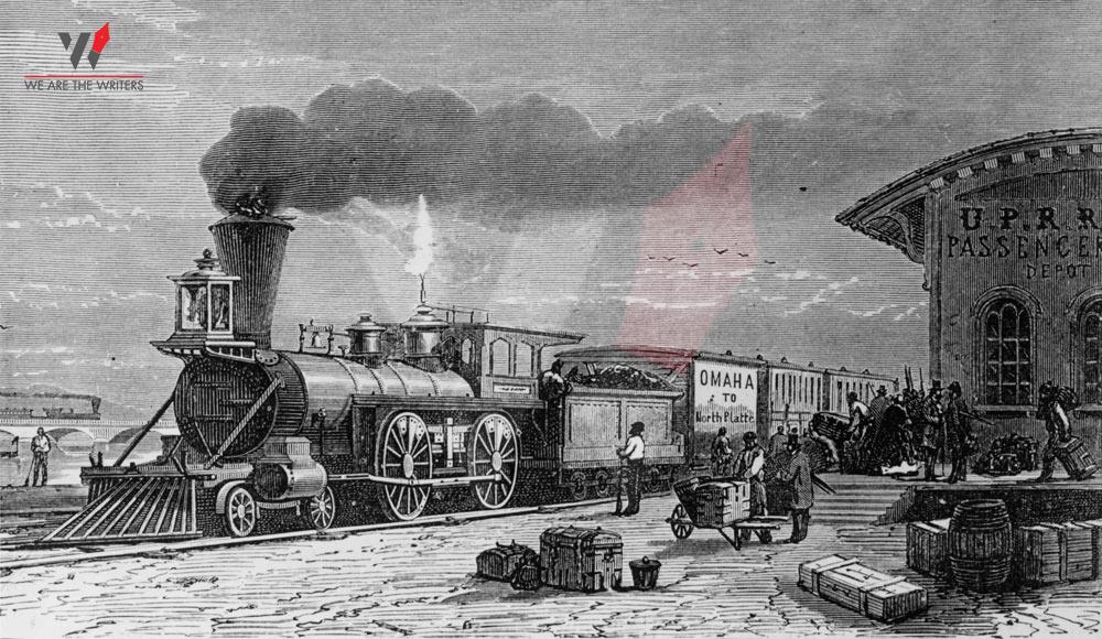 Railways Industrial Revolution