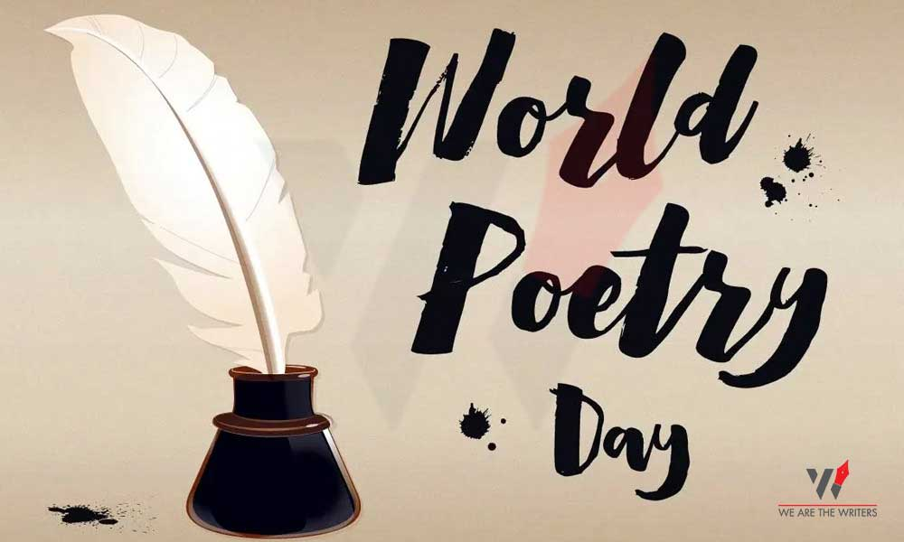 Important Days in March 2021 World Poetry Day