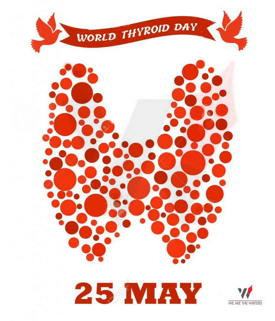 Important Days in May 2021 Holidays in May 2021 Holidays in May World Thyroid Day