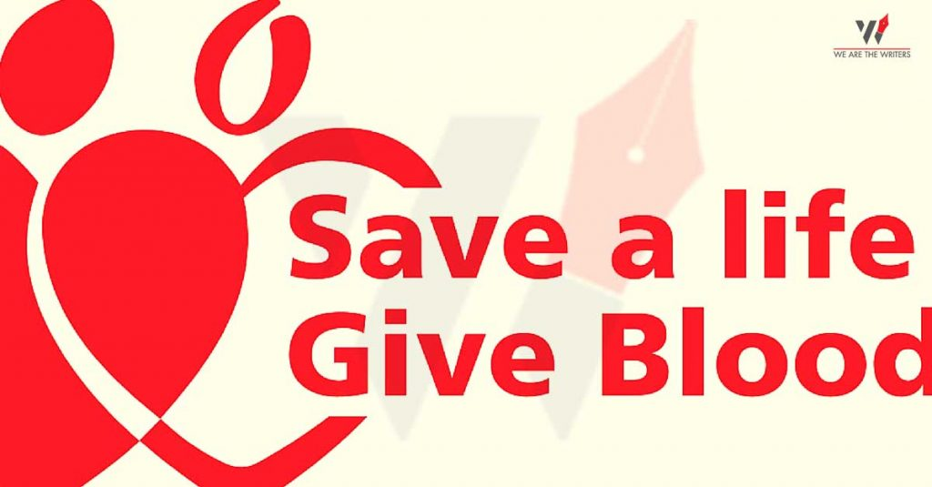 Blood Bank Blood Donation Awareness Campaign