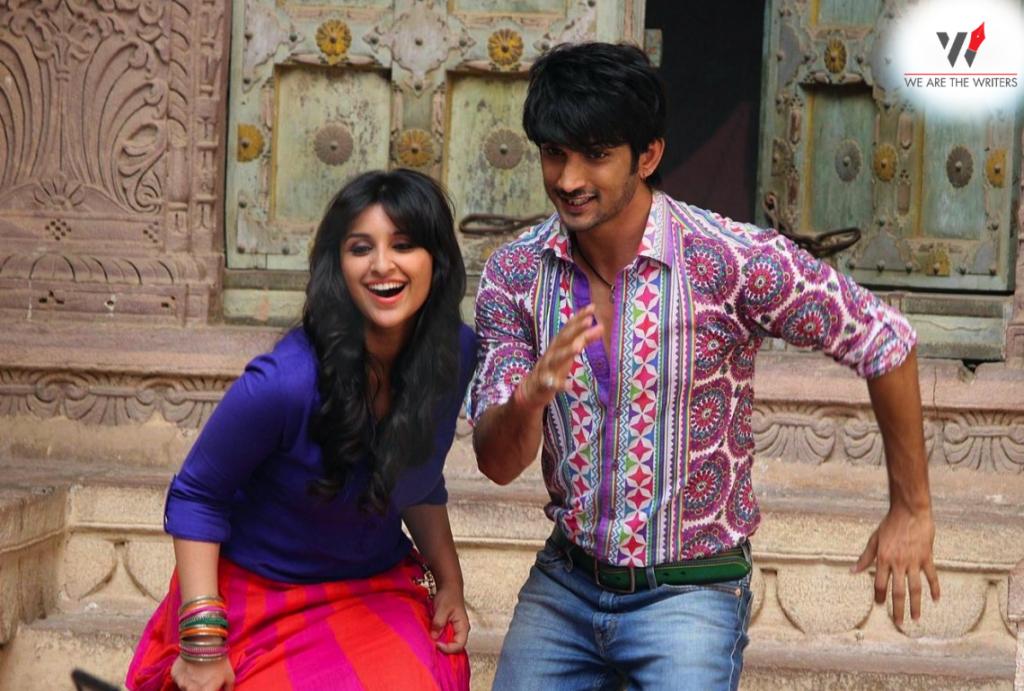 shuddh Desi Romance - SSR Movies
