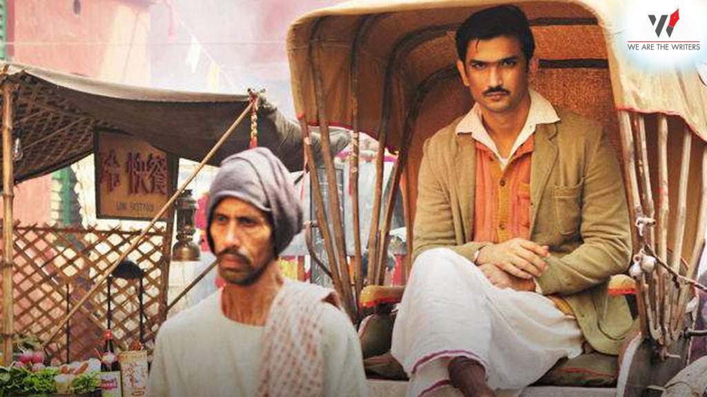 Detective Byomkesh Bakshy- SSR Movies