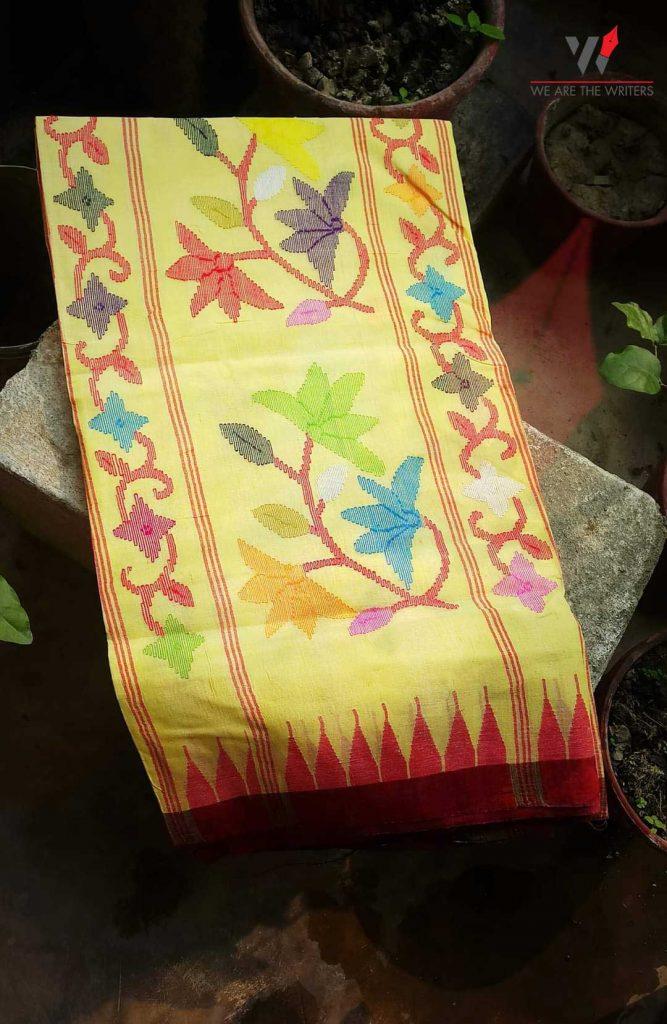 Tripura Products Tripura Handloom Northeast Handloom Threads from the Northeast