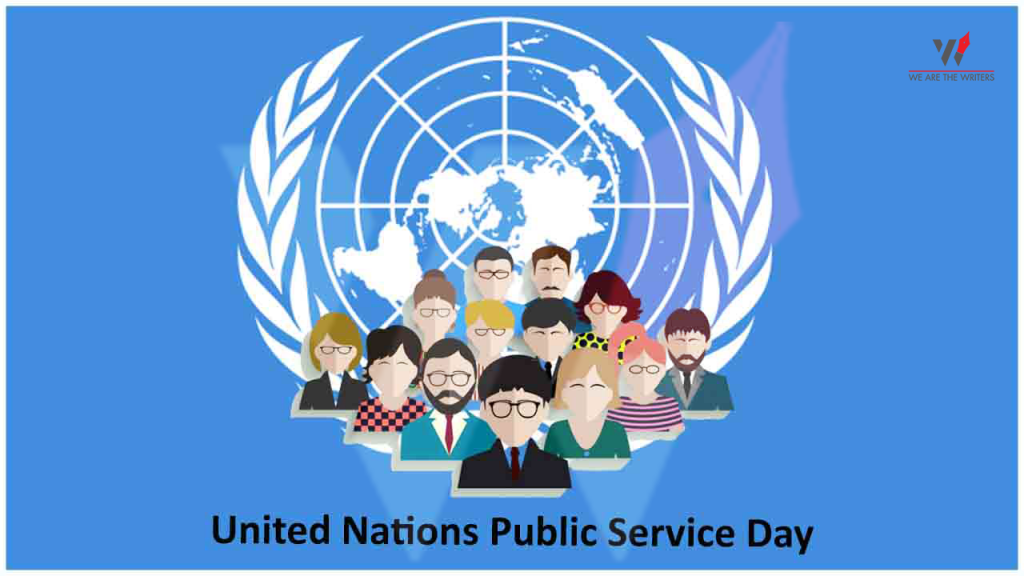 United Nations Public Service Day Important Days in June 2021 Important Days in June Days in June