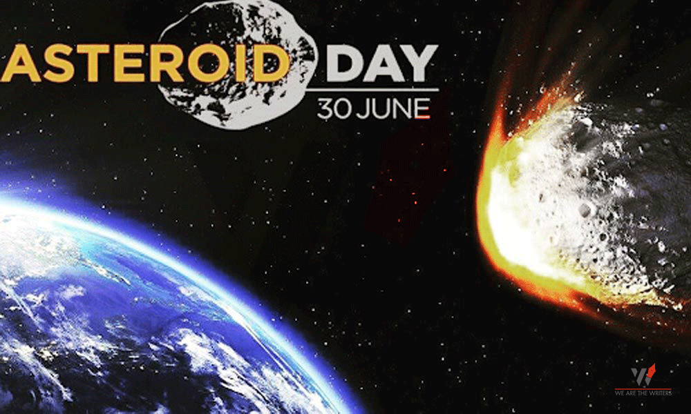 World Asteroid Day Important Days in June  Important Days in June 2021 Holidays in June Holidays in June 2021