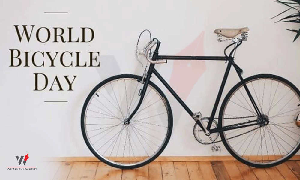 World Bicycle Day Important Days in June  Important Days in June 2021 Holidays in June Holidays in June 2021