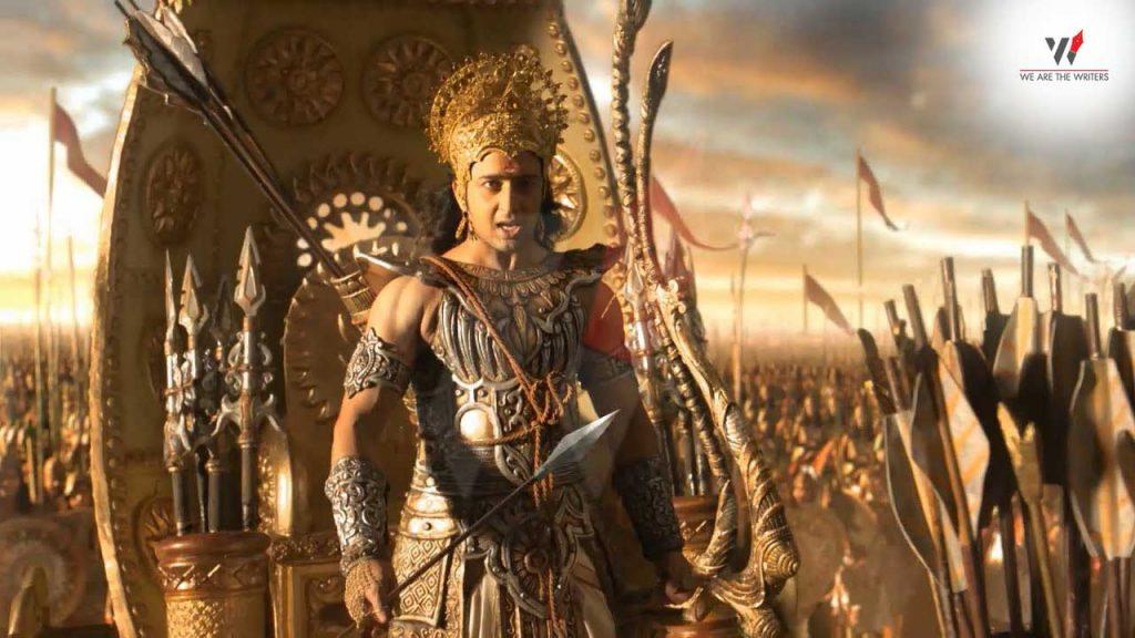 Arjuna Mahabharat Star Plus Mahabharat Star Plus Cast