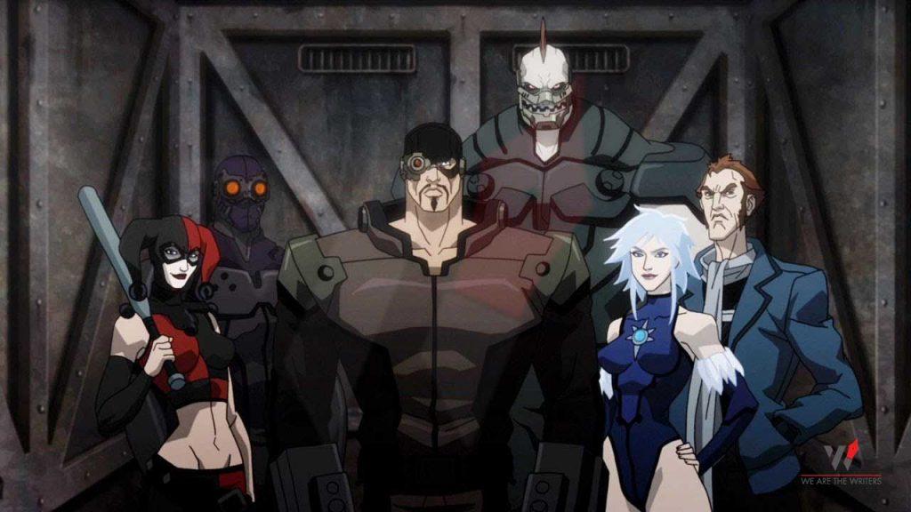 Batman: Assault on Arkham Batman Animated Movies