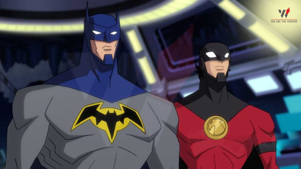 Batman Unlimited: Animal Instincts Batman Animated Movies