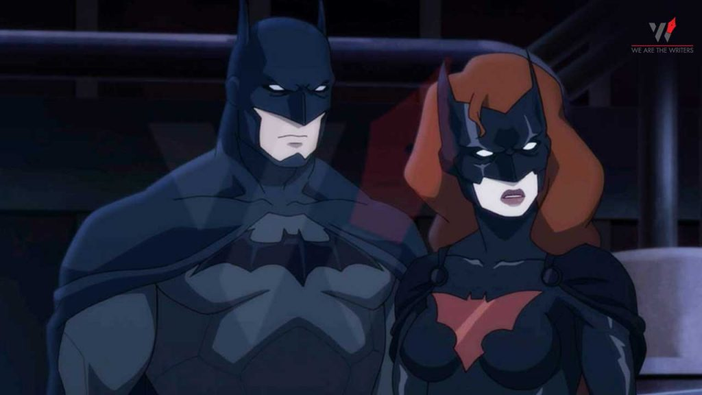Batman: Bad Blood Batman Animated Movies