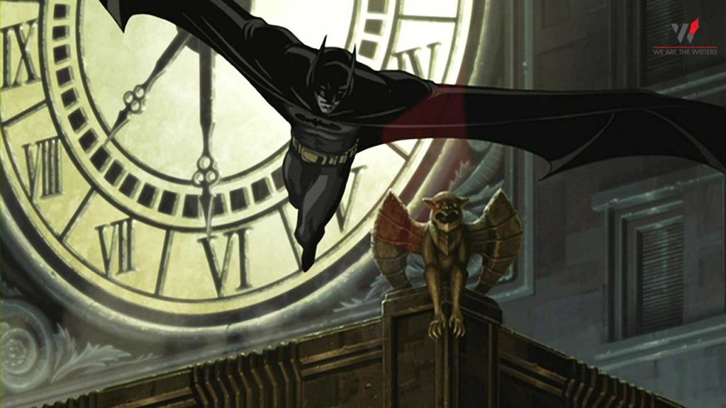 Batman: Gotham Knight Batman Animated Movies