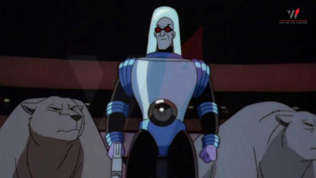 Batman & Mr. Freeze: Subzero Batman Animated Movies