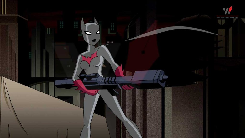 Batman: Mystery of the Batwoman Batman Animated Movies