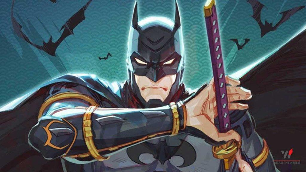 Batman Ninja Best Batman Animated Movies