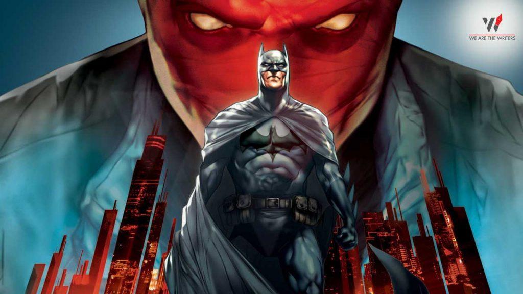 Batman: Under the Red Hood Batman Animated Movies