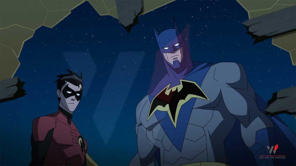 Batman Unlimited: Mech vs. Mutants Batman Animated Movies