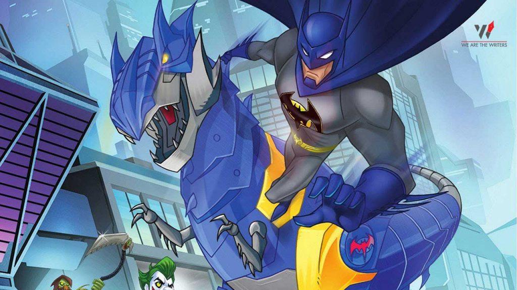 Batman Unlimited: Monster Mayhem Batman Animated Movies