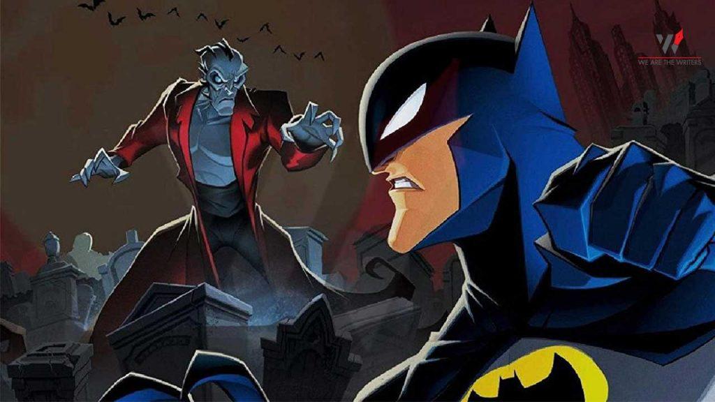 The Batman vs. Dracula Batman Animated Movies