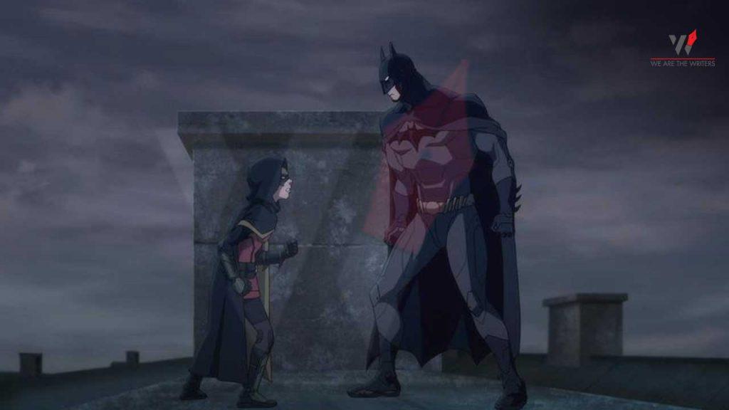 Batman vs. Robin Batman Animated Movies