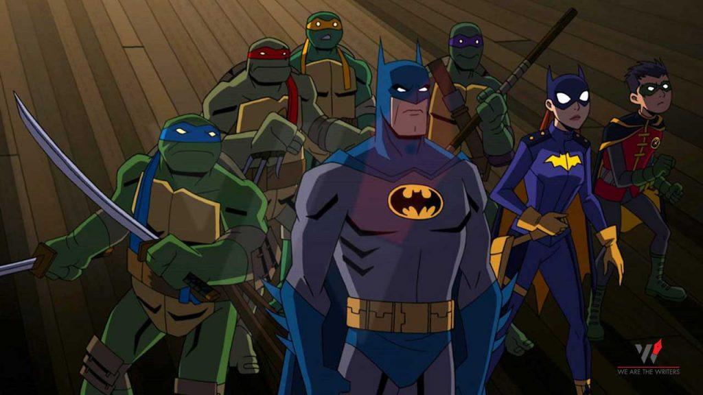 Batman vs. Teenage Mutant Ninja Turtles Best Batman Animated Movies