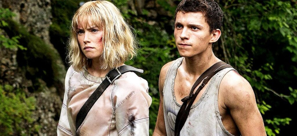 CHAOS WALKING - Theatrical Releases in March 2021